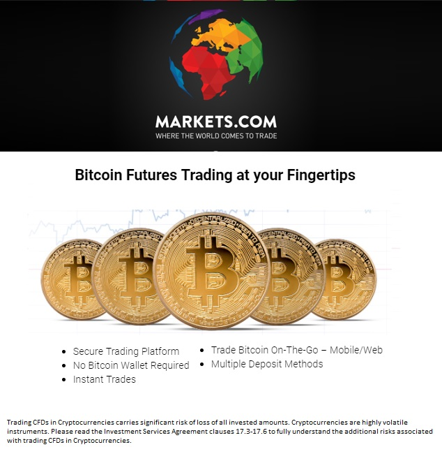 Bitcoin Trading Platform for retail Trading Bitcoin