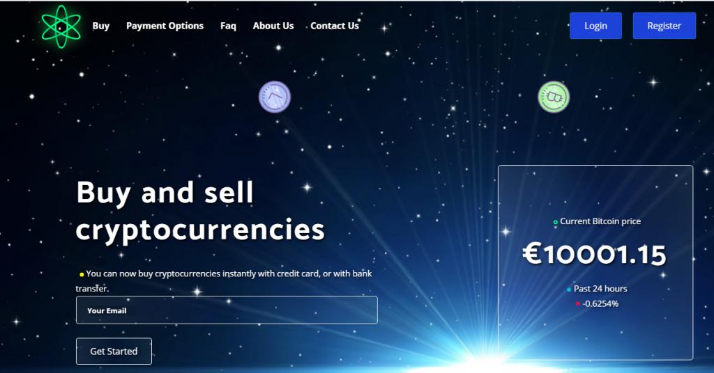 atomexchange homepage